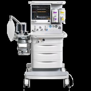 Máquinas e insumos de anestesia